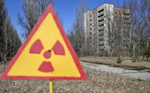 Chernobyl's ghost town thirty years on, in pictures - Telegraph