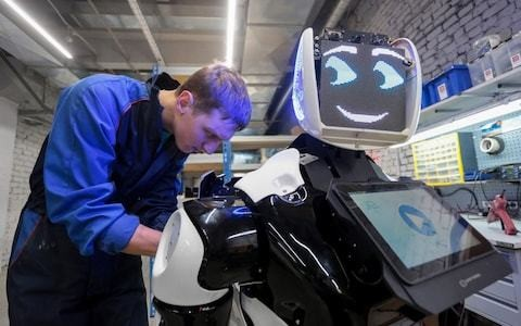 A robot tax would be bad for business, minister warns