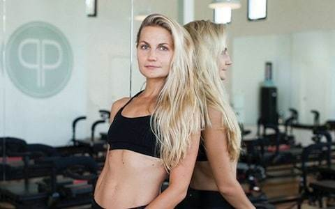 Who is Heather Dorak, Meghan's close friend and Pilates teacher?