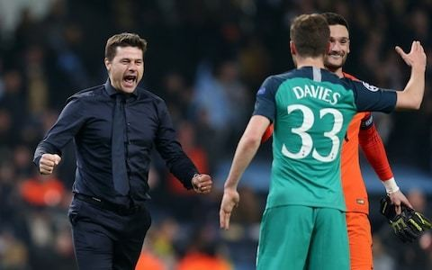 Mauricio Pochettino says Tottenham's dramatic Champions League quarter-final victory over Manchester City has not sunk in