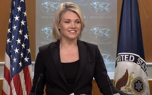 Heather Nauert's promotion shows the extent of Fox News's influence on the White House