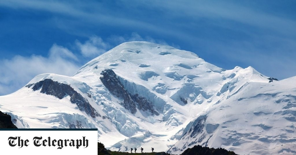 Italy angered by supposed land grab by France on top of Mont Blanc