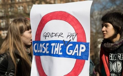 Should women really blame themselves for the gender pay gap?