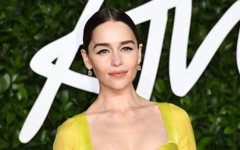 Emilia Clarke on her last Christmas with her Dad: 'After losing him, it became less joyful'