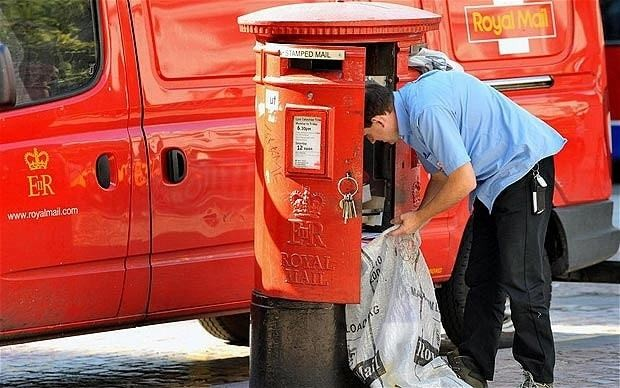 Royal Mail: £7.50 dealing offer ends on Friday
