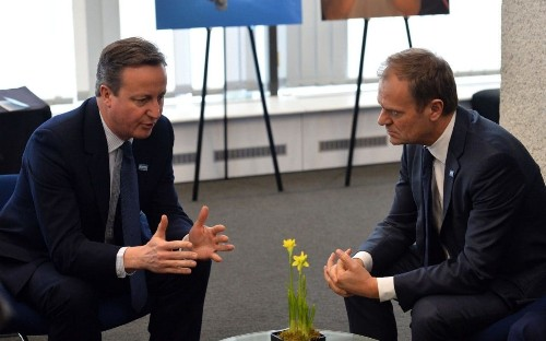 The day Cameron's big gamble let the Brexit genie out of the bottle