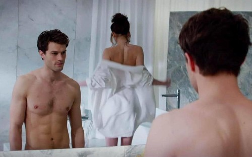 The new Fifty Shades of Grey book: an exclusive extract (maybe)