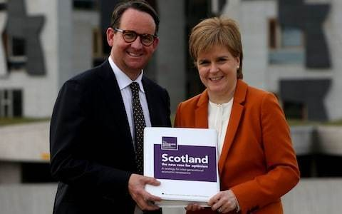 Nicola Sturgeon's Growth Commission independence blueprint threatens debt mountain, Oxford University study finds