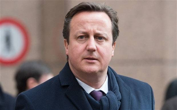 David Cameron accused of breaching ministerial code