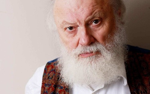 Geoffrey Hill: 'poetry should be shocking and surprising'