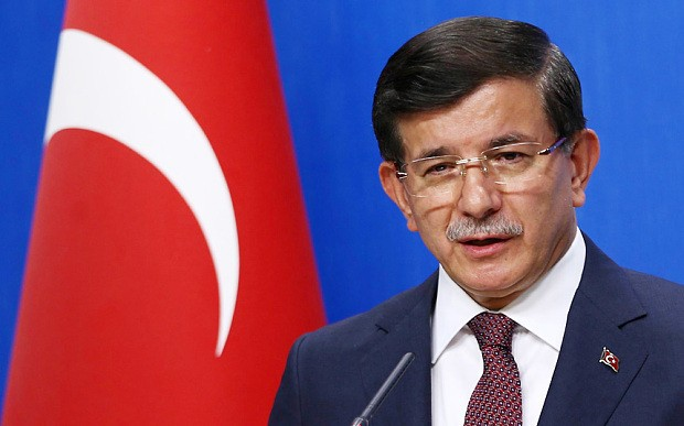 Ankara bombings: Islamic State is main suspect, says Turkish PM Ahmet Davutoglu