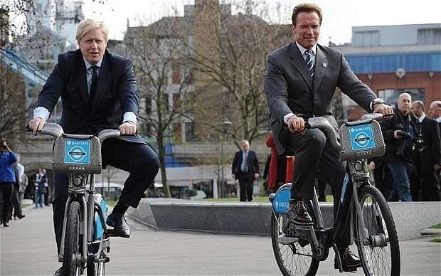 'Boris bikes' set to be painted red under Santander deal