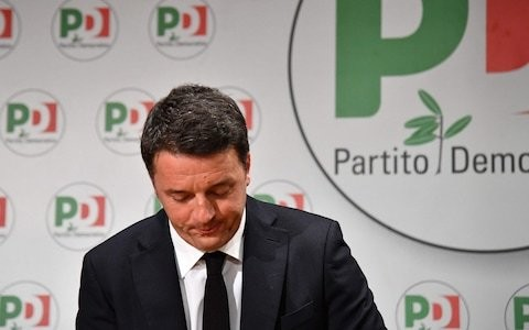 Italian Left in 11th-hour push to solve political crisis