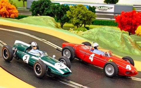 Scalextric at 60: the car racing toy that goes from strength to strength