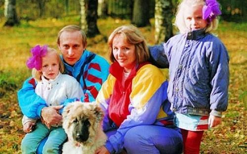 Vladimir Putin: Rare photos of the Russian leader as a young man