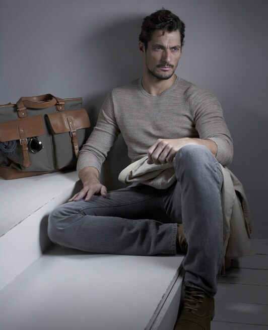 David Gandy: the world's most in-demand male model
