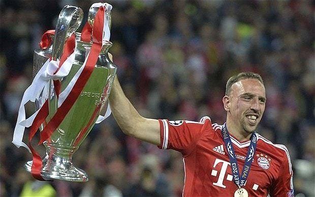 Bayern Munich duo Franck Ribery and Daniel van Buyten sign contract extensions