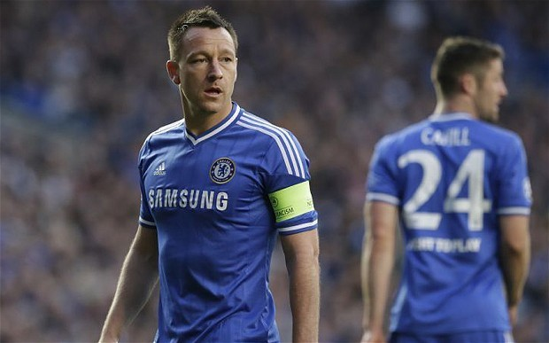 John Terry agrees one-year Chelsea contract extension
