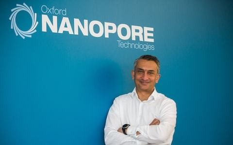 Troubled fund manager Neil Woodford could sell Oxford Nanopore stake