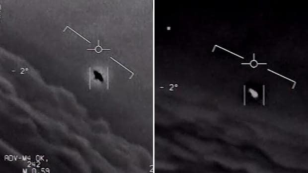 US admits to running secret UFO programme