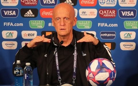 Pierluigi Collina defends use of VAR at Women's World Cup