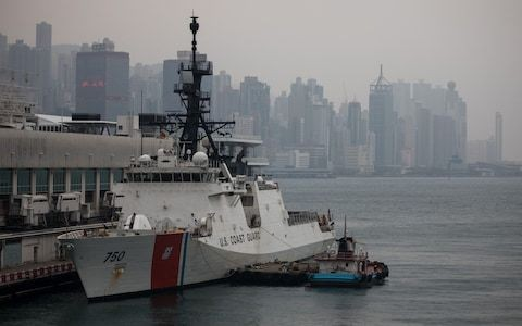 Two US Navy warships sail through strategic Taiwan Strait, risking tension with China