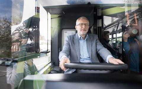 Finally, the humble bus is getting some attention, but Labour's billions won't reverse its decline