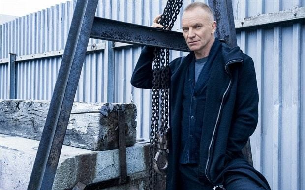 Sting: my children won't inherit my wealth