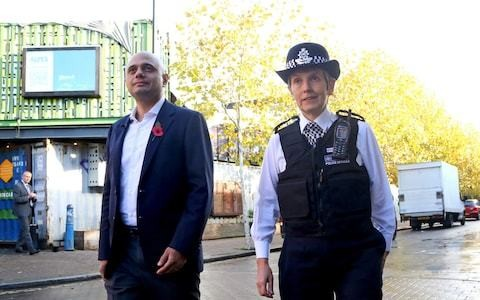 """Threats to MPs double in a year to """"unprecedented"""" high, Met Commissioner reveals"""