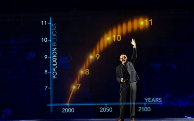 Hans Rosling: the man who makes statistics sing