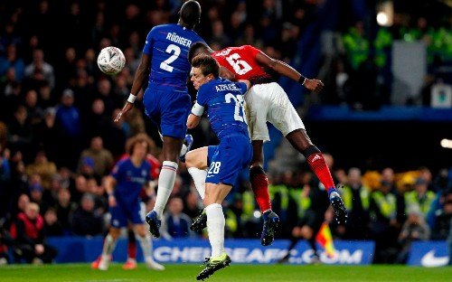 Chelsea vs Manchester United, FA Cup fifth round: live score updates