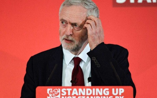 Every day Jeremy Corbyn flaunts his bad judgement is one day closer to his doom