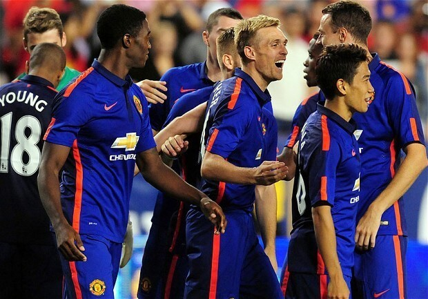 Manchester United 0 Inter Milan 0 (United win 5-3 on penalties): match report