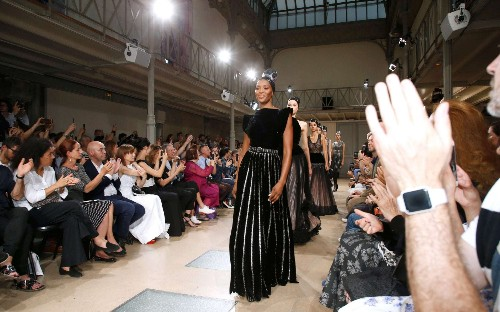 5 things to know about Azzedine Alaia, the designer who tempted Naomi Campbell back onto the catwalk last night