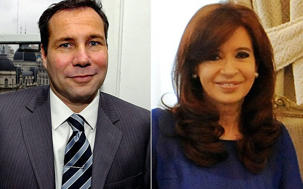 Cristina Kirchner: I do not believe Alberto Nisman committed suicide