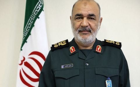 US 'afraid' of war with Iran, claims head of Revolutionary Guard