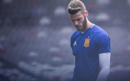 Spain vs Czech Republic: Vincente del Bosque delays David De Gea decision after 'false' sex allegations
