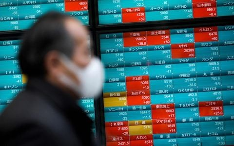 Markets latest news: Asian markets plunge over coronavirus fears – live updates