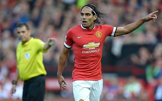 Radamel Falcao fear factor can end Manchester United's home nightmares