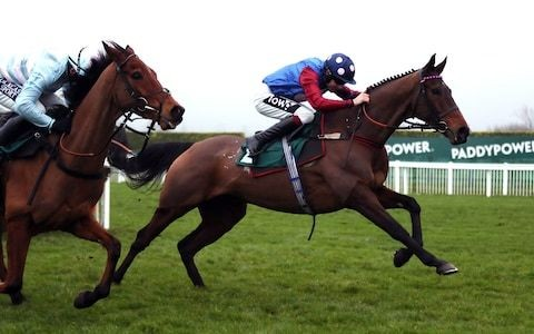 Paisley Park fends off staying hurdle challengers to further enhance Cheltenham legend