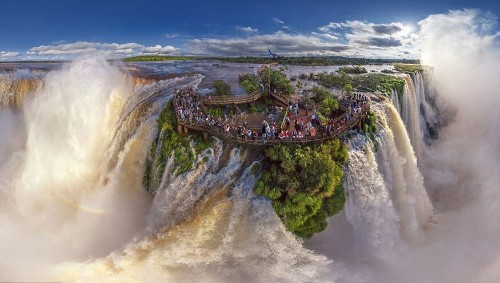 The world's most incredible views from above