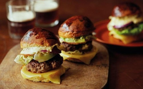 The best burger recipes to try at home