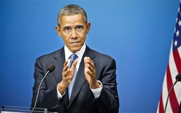 Criticism grows as Barack Obama welcomes Syria deal as 'important step'