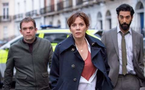 Marcella, series two, episode one review: Anna Friel deserves better than this crime-by-numbers drama