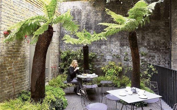 Tom Stuart-Smith designs 'prehistoric' garden for Royal Academy