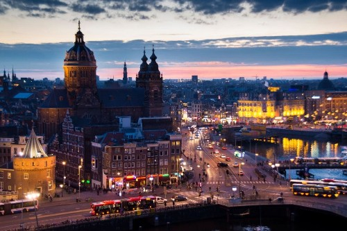 Why Amsterdam is Europe's greatest city for nightlife