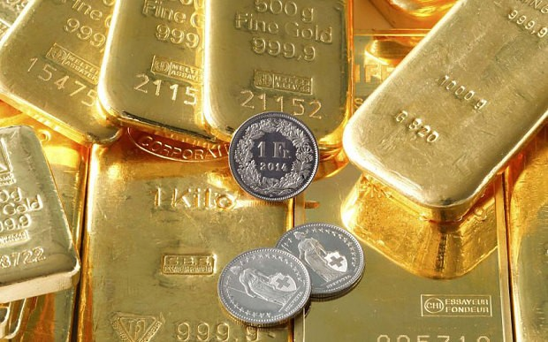 Voters reject plan to force Switzerland to stockpile gold