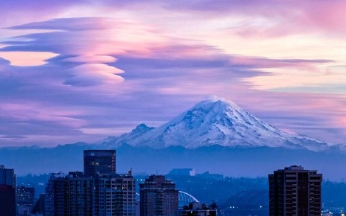 Seattle and Portland's wilderness escapes