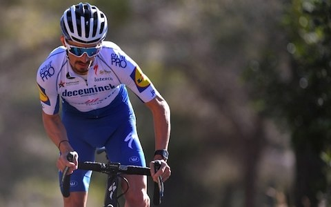 Julian Alaphilippe: I am pleased I made people happy – but it may be impossible to repeat last year's results