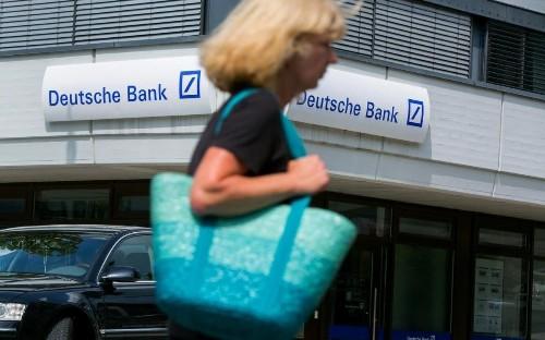 German bank woes will dash Frankfurt's great dream